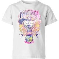 Harry Potter Amorentia Love Potion Kids' T-Shirt - White - 7-8 Years - White