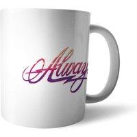 Harry Potter Always Mug