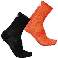 Sportful BodyFit Pro 2.0 Socks - M-L - Black