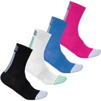 Sportful Women's BodyFit Pro 12 Socks - L/XL - white/gold