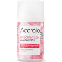 Acorelle Care Wild Rose Roller Ball Deodorant