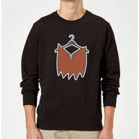 The Flintstones Barney Shirt Sweatshirt - Black - XXL - Black
