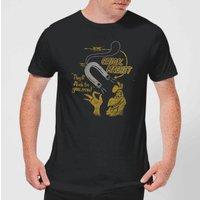 Looney Tunes ACME Chick Magnet Men's T-Shirt - Black - L - Black
