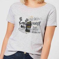 Looney Tunes ACME Energy Boost Women's T-Shirt - Grey - L - Grey