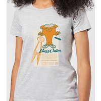 Looney Tunes ACME Buzzcutter Women's T-Shirt - Grey - XL - Grey