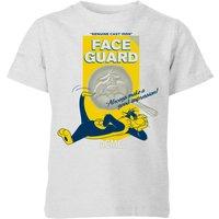 Looney Tunes ACME Face Guard Kids' T-Shirt - Grey - 3-4 Years - Grey