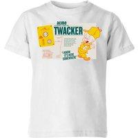 Looney Tunes ACME Twacker Kids' T-Shirt - White - 7-8 Years - White