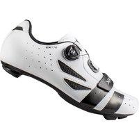 Lake CX176 Road Shoes - White/Black - EU 44