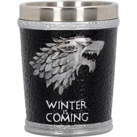 Game of Thrones - Winter is Coming Shot Glass - Glass Gifts