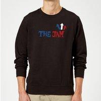 The Jam Text Logo Sweatshirt - Black - M - Black