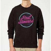 Rod Stewart Neon Sweatshirt - Black - S - Black