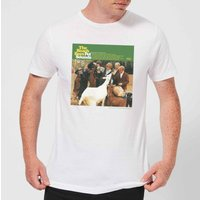 The Beach Boys Pet Sounds Mens T-Shirt - White - 5XL - White