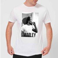 Bob Marley AB BM Men's T-Shirt - White - L - White
