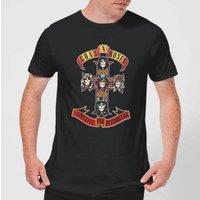 Guns N Roses Appetite For Destruction Men's T-Shirt - Black - 4XL - Black
