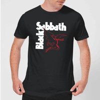 Black Sabbath Creature Men's T-Shirt - Black - XS - Black