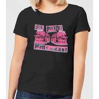 Sex Pistols Pretty Vacant Women's T-Shirt - Black - XXL - Black - Sex Gifts