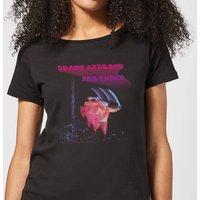 Black Sabbath Paranoid Women's T-Shirt - Black - S - Black