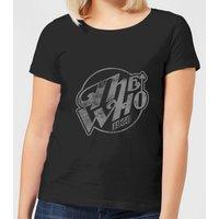 The Who 1966 Women's T-Shirt - Black - XL - Black