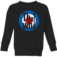 The Who Target Kids' Sweatshirt - Black - 11-12 Years - Black