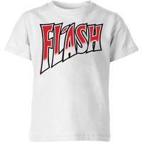 Queen Flash Kids' T-Shirt - White - 9-10 Years - White