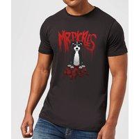 Mr Pickles Pile Of Skulls Men's T-Shirt - Black - S - Black
