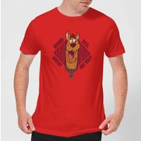 Scooby Doo Where Are You? Men's T-Shirt - Red - M
