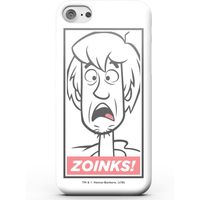 Scooby Doo Zoinks! Phone Case for iPhone and Android - iPhone 8 Plus - Tough Case - Gloss