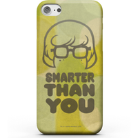 Scooby Doo Smarter Than You Phone Case for iPhone and Android - Samsung S7 Edge - Snap Case - Gloss