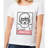 Scooby Doo Jinkies! Women's T-Shirt - White - XL - White