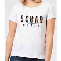 Scooby Doo Squad Goals Women's T-Shirt - White - M - White
