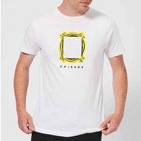 Friends Frame Mens T-Shirt - White - M - White