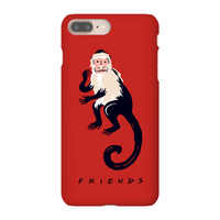 Friends Marcel The Monkey Phone Case for iPhone and Android - Samsung S9 - Snap Case - Matte