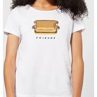 Friends Couch Women's T-Shirt - White - 4XL - White