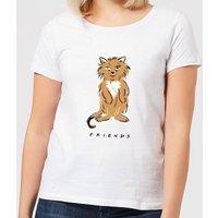 Friends Smelly Cat Women's T-Shirt - White - XXL - White