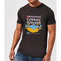 Disney Aladdin Phenomenal Cosmic Power Mens T-Shirt - Black - S - Black