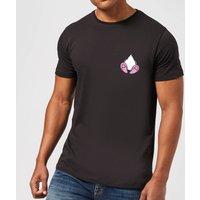 Disney Daisy Duck Backside Men's T-Shirt - Black - 4XL - Black