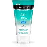 Neutrogena Skin Detox Cooling Gel Scrub 150ml