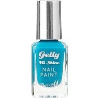 Barry M Cosmetics Gelly Hi Shine Nail Paint (Various Shades) - Blueberry Muffin