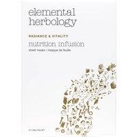 Elemental Herbology Nutrition Infusion Sheet Mask (Single Pack)