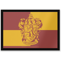 Harry Potter Gryffindor Household Entrance Mat