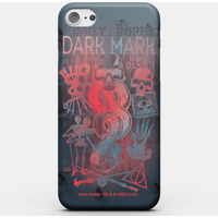 Harry Potter Phonecases Dark Mark Phone Case for iPhone and Android - iPhone 6 Plus - Tough Case - G