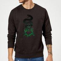 Harry Potter Tom Riddle Diary Sweatshirt - Black - M - Black