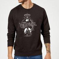 Harry Potter Yule Ball Sweatshirt - Black - L - Black
