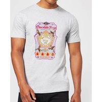 Harry Potter Chocolate Frog Mens T-Shirt - Grey - 5XL - Grey