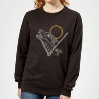 Harry Potter Lupin Women's Sweatshirt - Black - S - Black