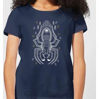 Harry Potter Aragog Women's T-Shirt - Navy - XL - Navy