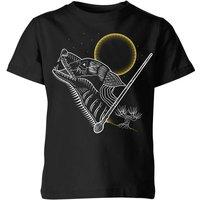 Harry Potter Lupin Kids' T-Shirt - Black - 7-8 Years - Black