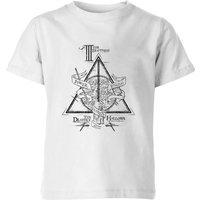 Harry Potter Three Dragons White Kids' T-Shirt - White - 11-12 Years - White