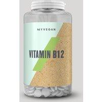 Vegan Vitamin B12 Supplement - 180Tablets