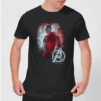 Avengers Endgame Nebula Brushed Men's T-Shirt - Black - XL - Black